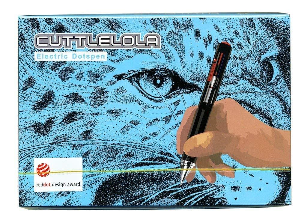 CuttleLola Electric Dotspen