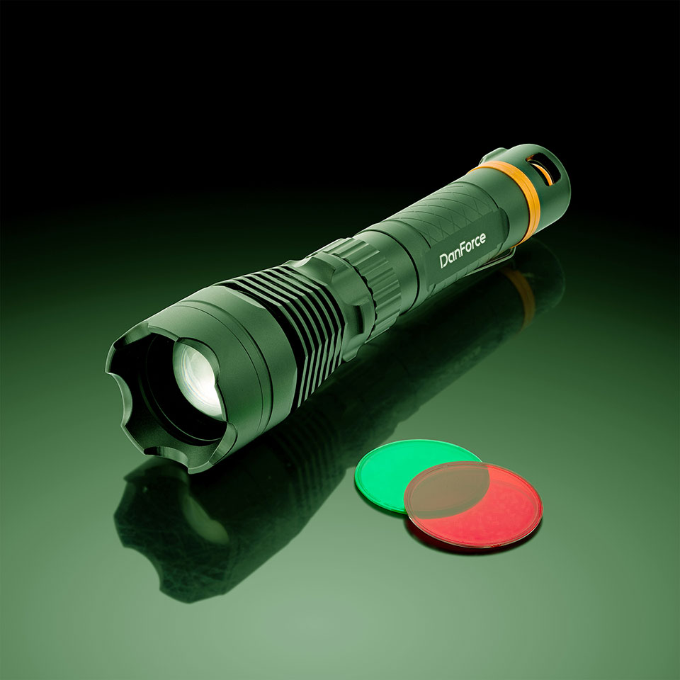DanForce G1 Pro Flashlight