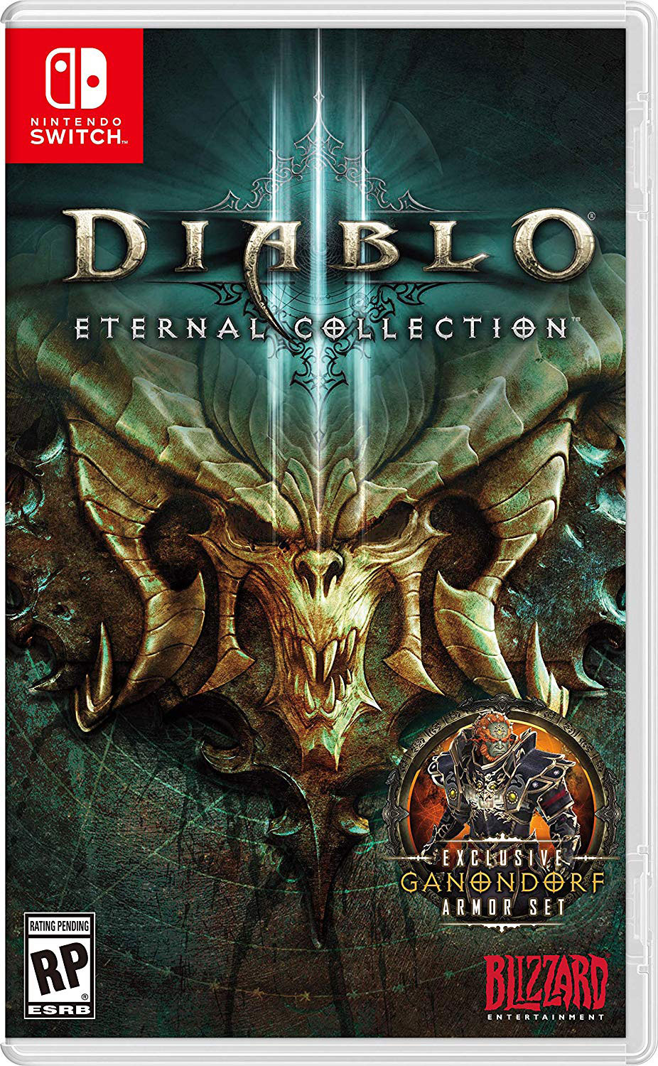Diablo III for the Nintendo Switch