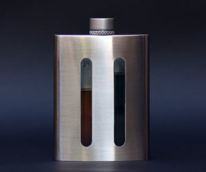 Dividere Dual Chambered Flask
