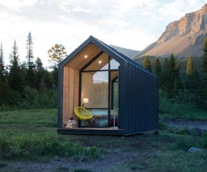 DROP Structures Mono Cabin