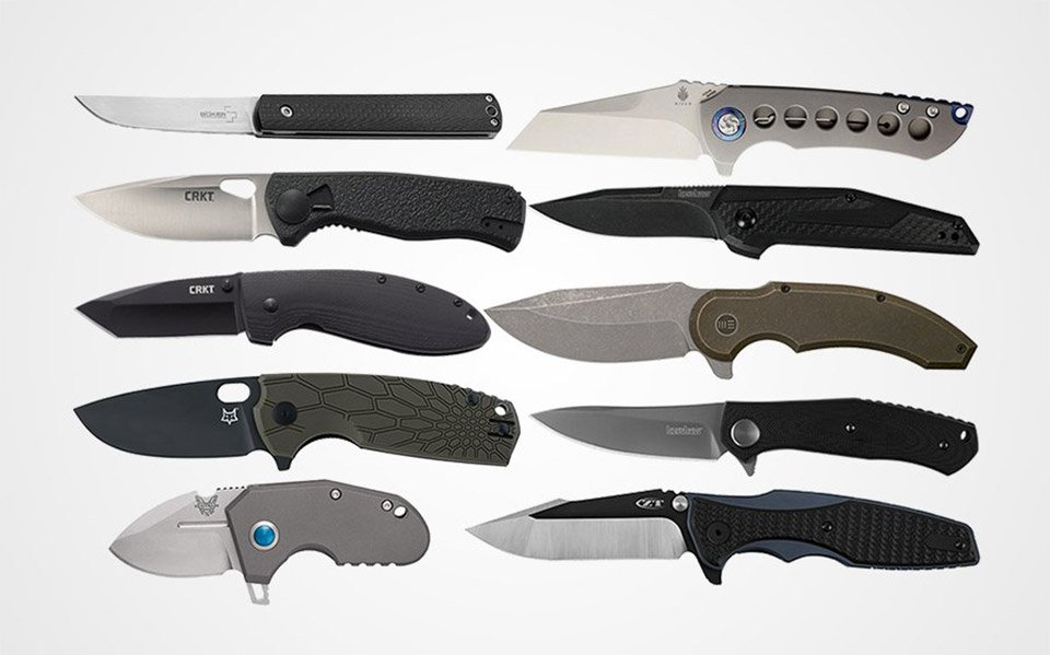 Great New Designer Knives