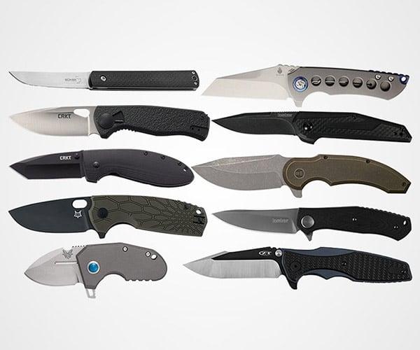 Great New Designer Knives