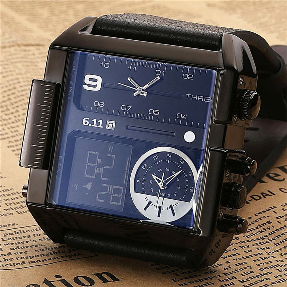 EVO 6.11 Square Watch