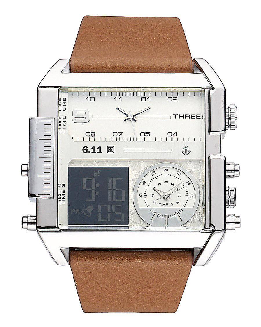 EVO 6.11 Square Watch