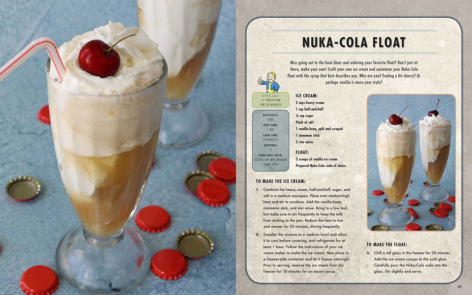 Fallout Official Cookbook