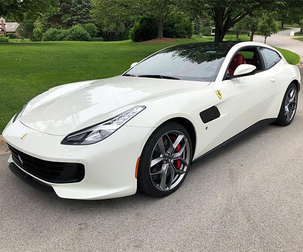 Driven: Ferrari GTC/4 Lusso T