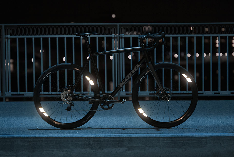 Flectr 360 Omni Wheel Reflector