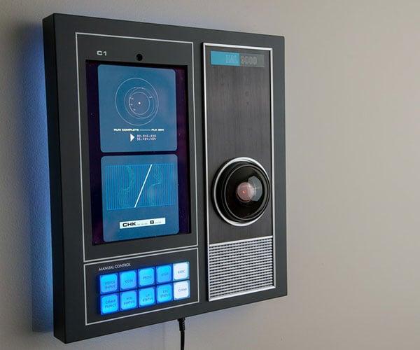 HAL 9000 Bluetooth Speaker