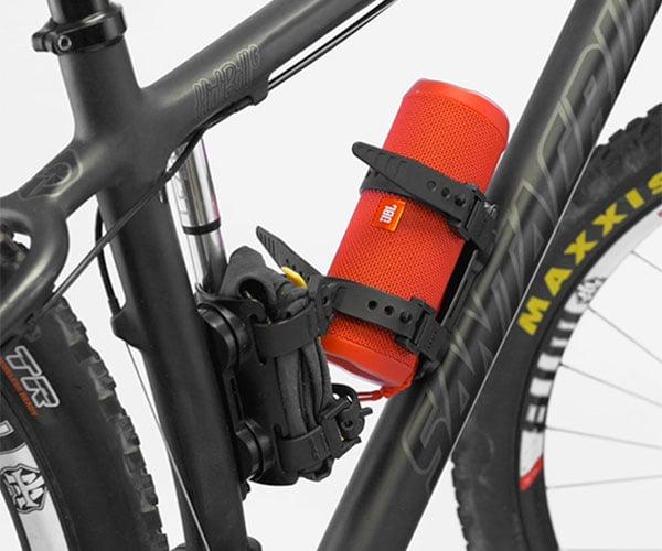 iOmounts Mule Bike Bottle Cage Mount