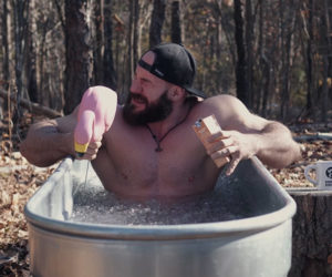 Ice Bath Chat: Antoine Vaillant
