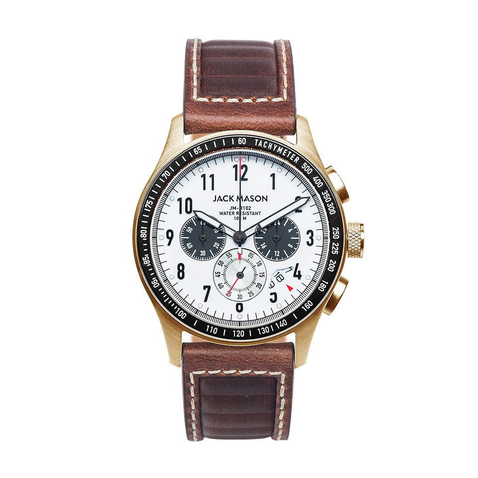 Jack Mason Racing Chronographs