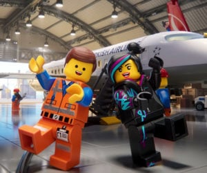 LEGO Airline Safety Video