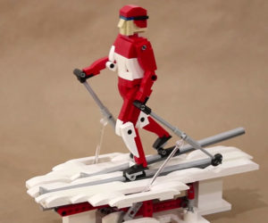 LEGO Cross-country Skier