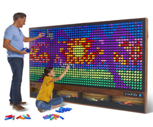 LiteZilla Light Peg Board