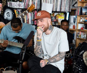 Mac Miller: Tiny Desk Concert