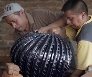 Making Mexican Glazed Pottery