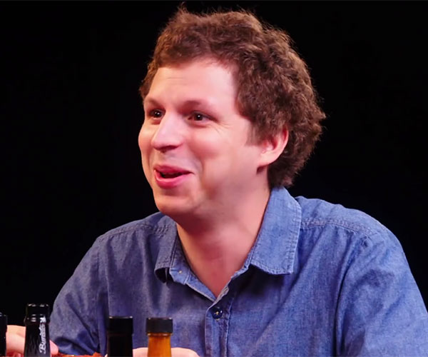 Michael Cera vs. Hot Wings