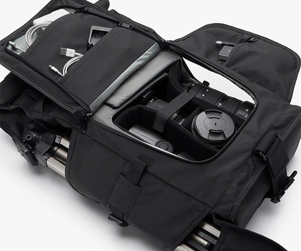Integer Camera + Laptop Backpack