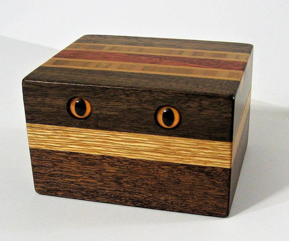 Creature Treasure Box