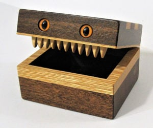Monster Trinket Box