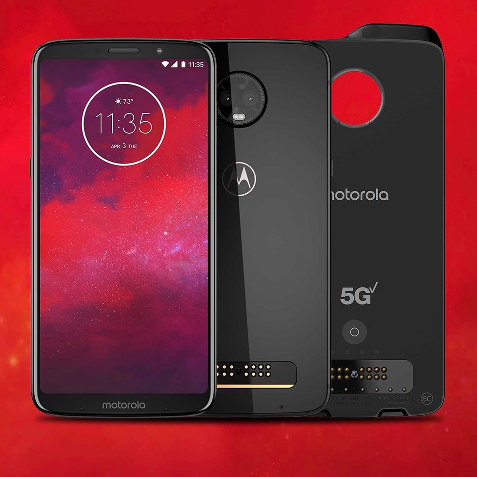 Motorola Moto Z3 Smartphone