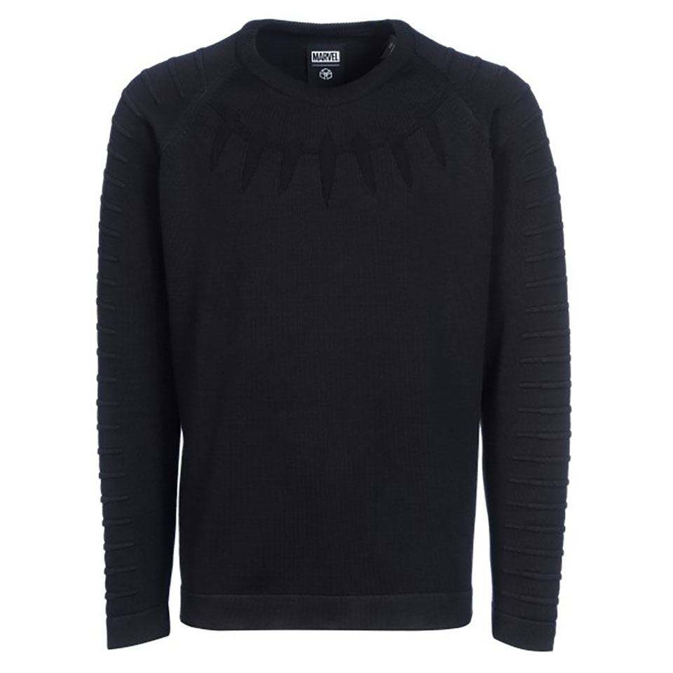 Musterbrand Black Panther Sweater