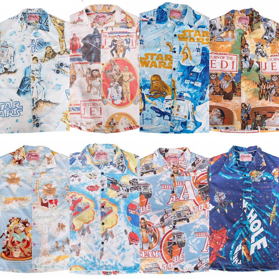 Myth Dealer Hawaiian Shirts