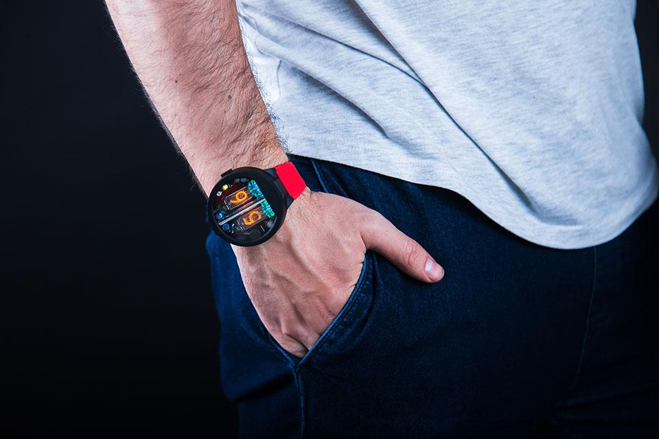 Nixoid & Glower Nixie Tube Watches