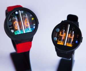 Nixoid & Glower Nixie Tube Watches