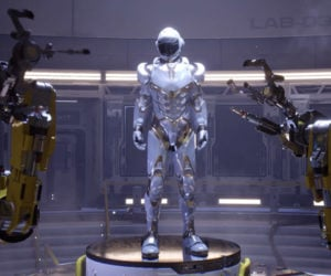 NVIDIA RTX Ray Tracing Demo