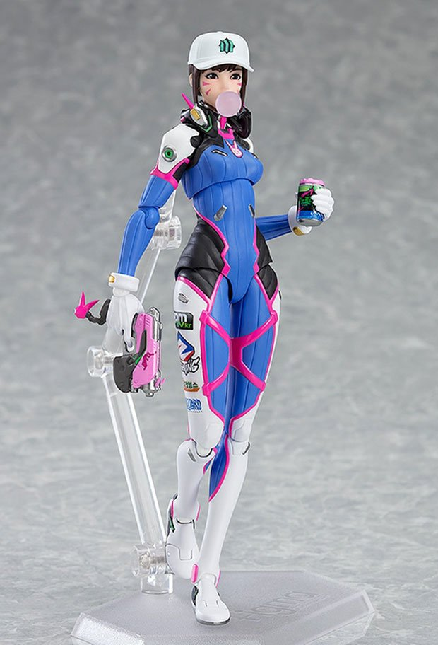 Overwatch D.Va Action Figure