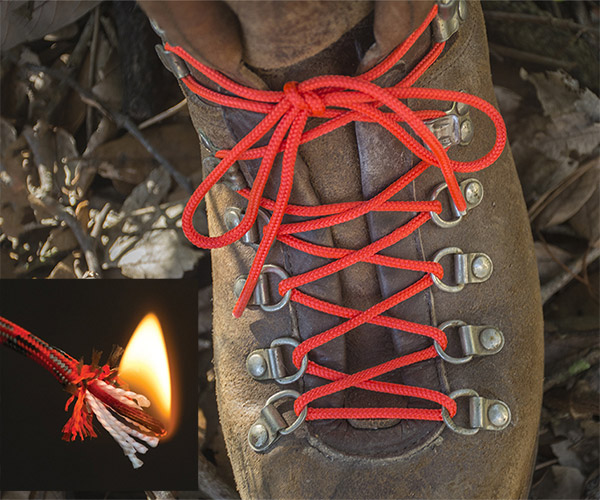 ParaTinder Shoe Laces