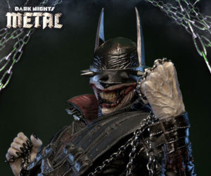 Prime 1 Batman Who Laughs Statue