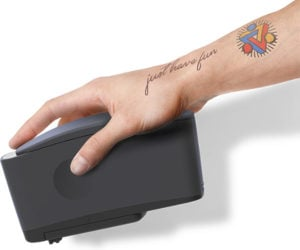 Prinker Temporary Tattoo Printer