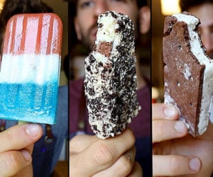 Recreating Ice Cream Truck Treats