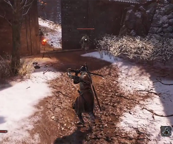 Sekiro: Shadows Die Twice (Gameplay)