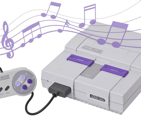 Making SNES Music