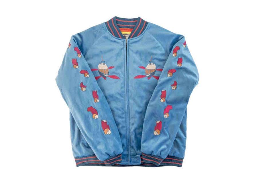 Studio Ghibli Souvenir Jackets