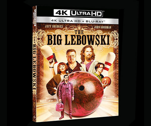 The Big Lebowski 4K Blu-ray