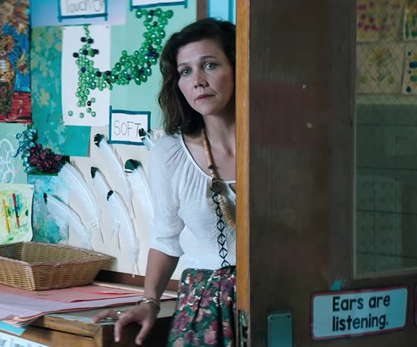 The Kindergarten Teacher (Trailer)