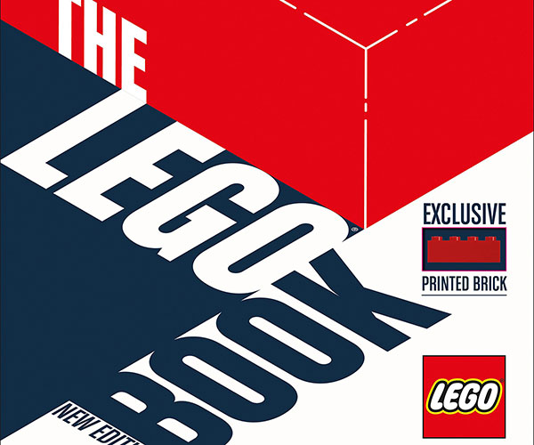 The LEGO Book New Edition