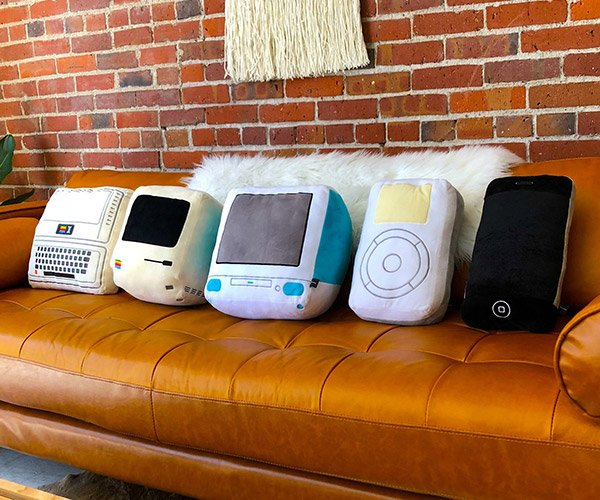 Throwboy Iconic Pillows