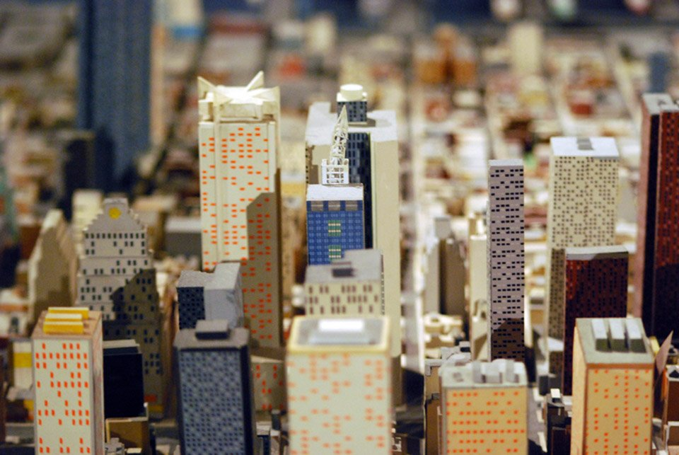 Miniature NYC