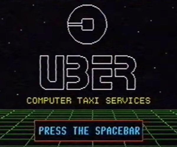 Uber in the '80s