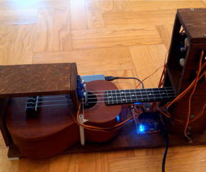 UkuRobot: The Robot Ukulele