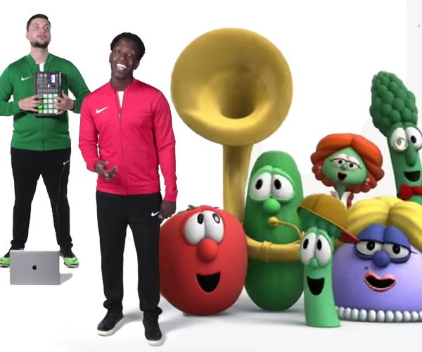 Veggie Tales: Rap Edition
