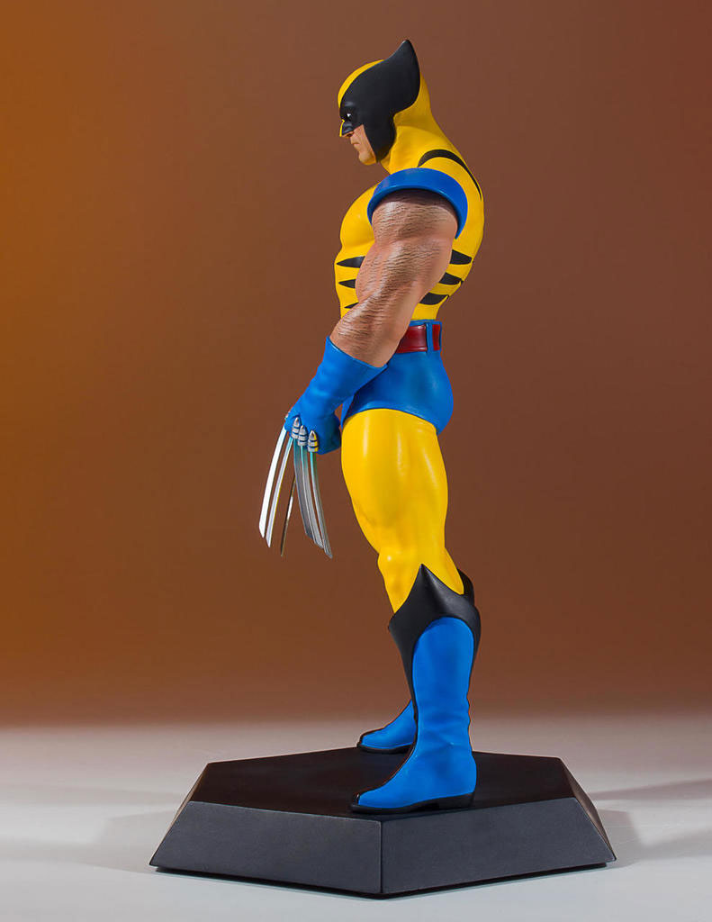Wolverine Collector's Gallery Statues