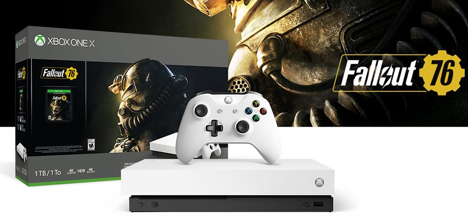 Xbox One X Robot White Edition