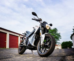 Ridden: Zero SR Electric Motorcycle